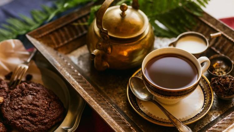 BLACK TEA  - DELICIOUS AND HEALTHY