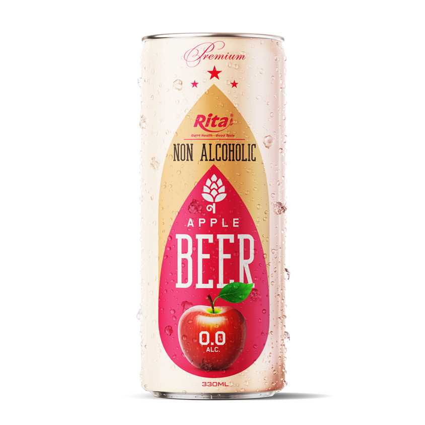Beer Non Alcoholic 330ml Apple