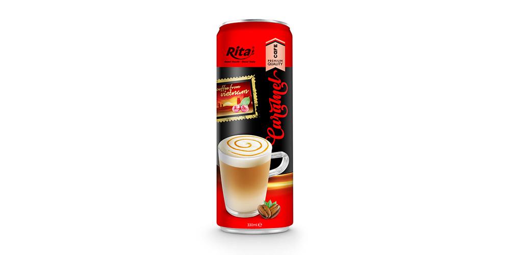 Caramel Coffee 330ml Can