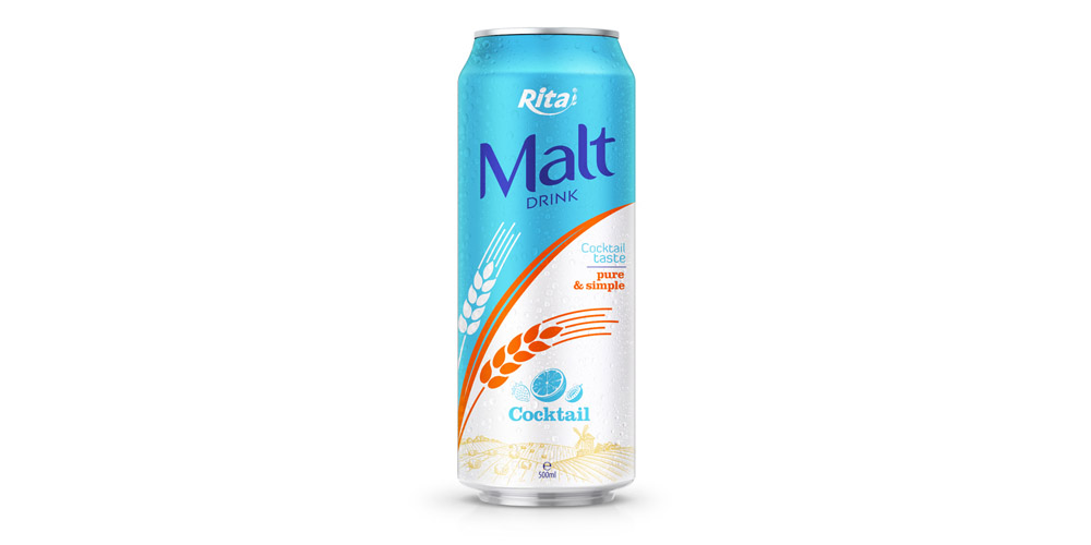 Malt drink cocktail 500ml