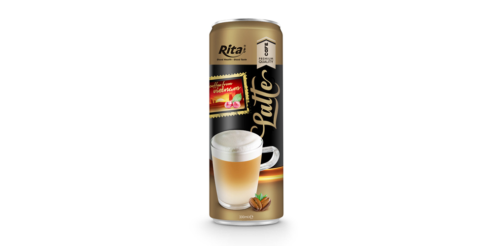 drink brand VietNam Coffee latte 330ml