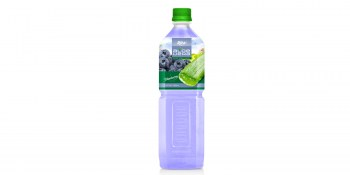 Aloe vera with blueberry flavor 1000ml from RITA Beverages