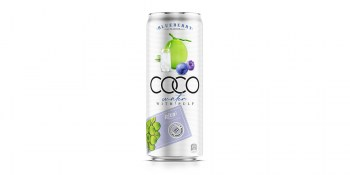 Coco-water-with-pulp-330ml-Blueberry-chuan