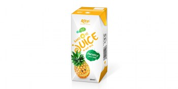 Pineapple Juice 200ml Paper Box-chuan