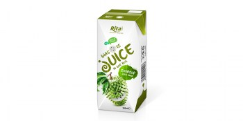 Soursop Juice 200ml Paper Box-chuan