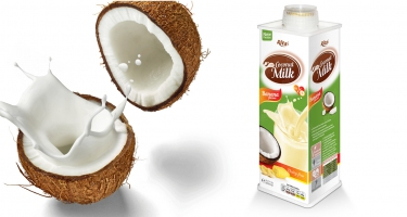 The 5 Health Benefits of Coconut Milk - Best from Viet Nam