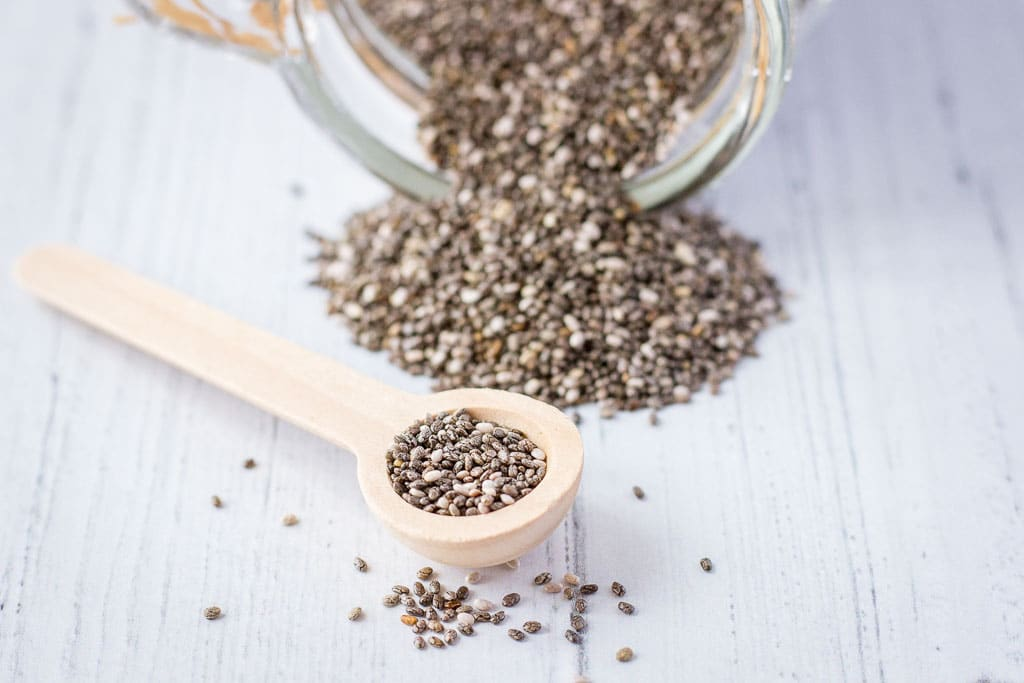 CHIA SEED: UNASSUMING POWER IN ONE TINY, MIGHTY SEED!