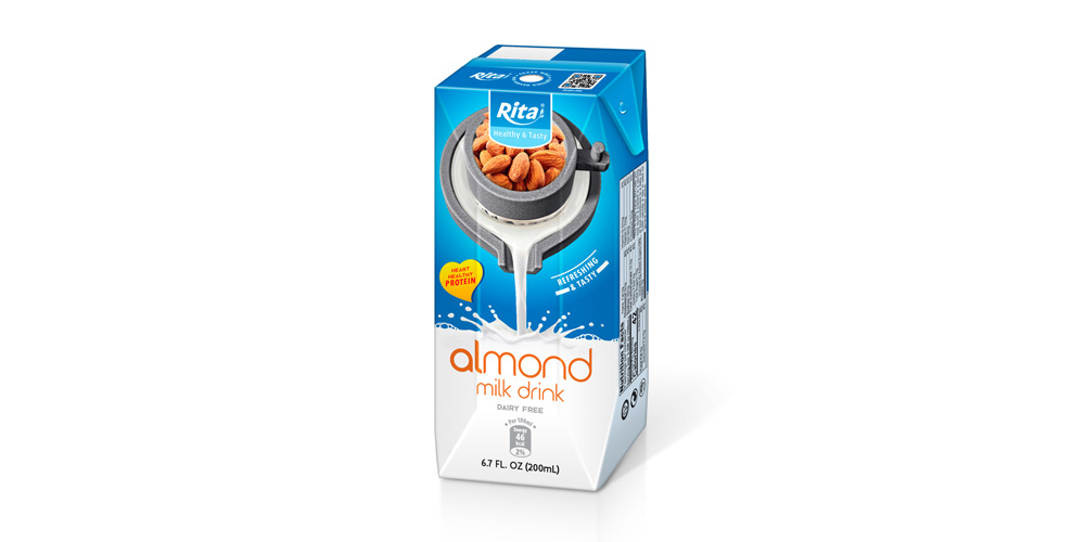 almond milk drink200ml