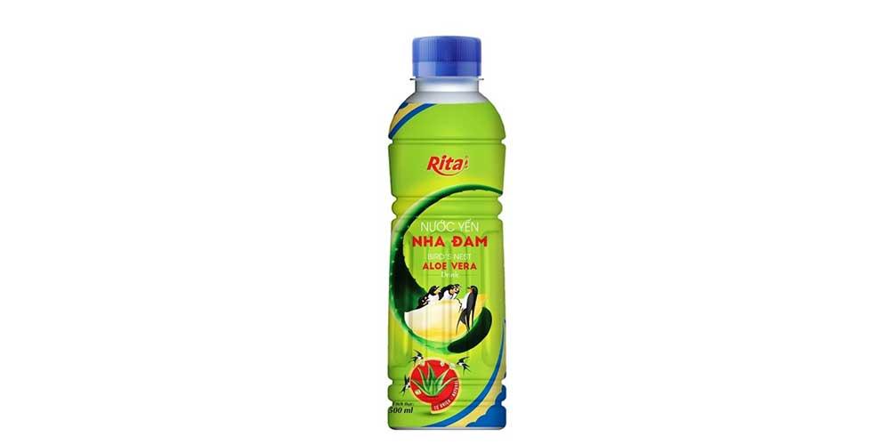 Bird's Nest Aloe Vera  500ml Bottle Rita Brand